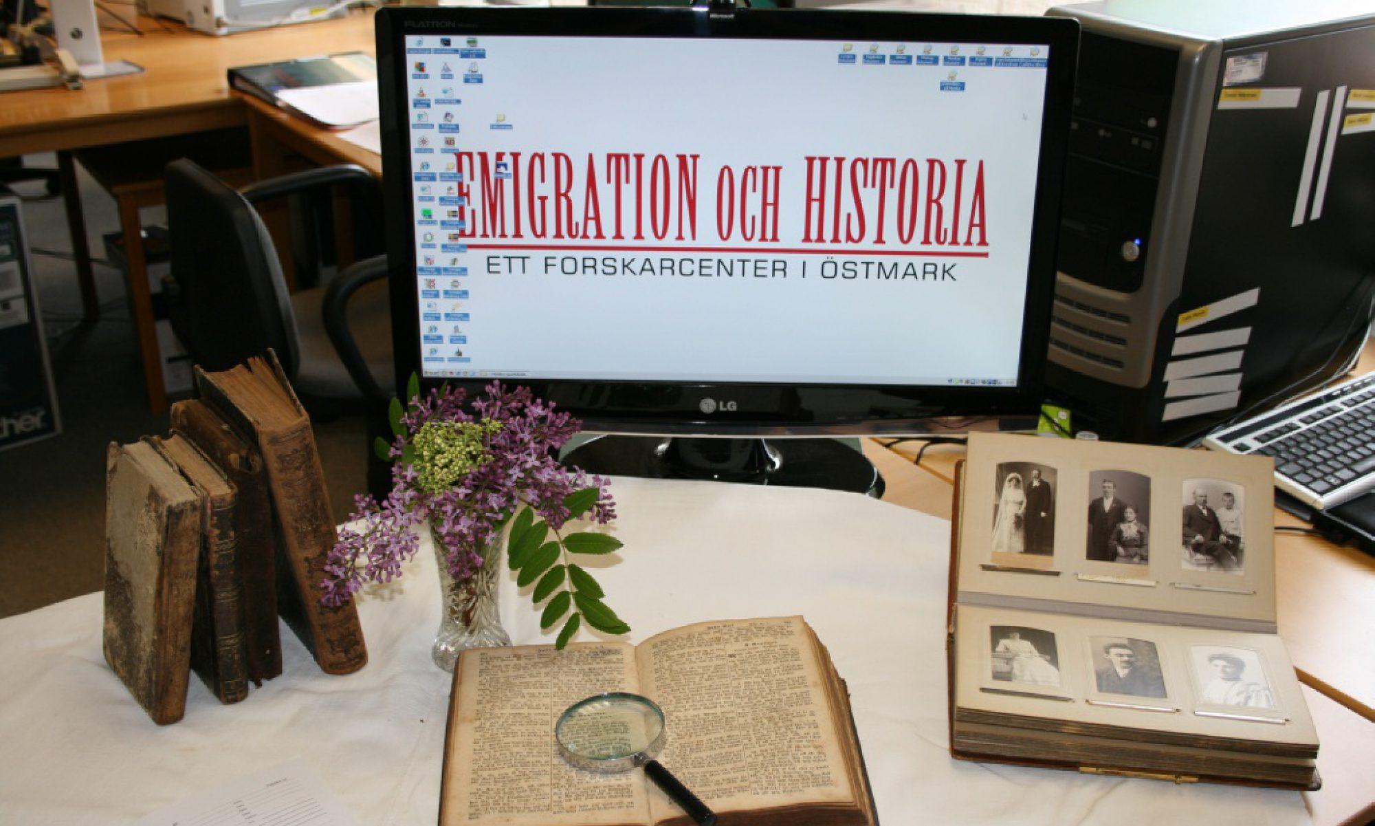 Emigration och Historia